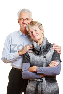 Glückliches Paar Senioren