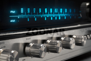 Alter Stereo Receiver