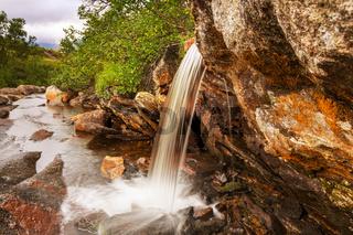 Waterfall in Norway