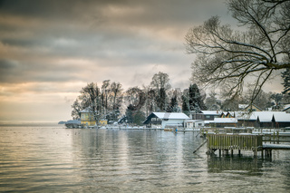 Tutzing winter