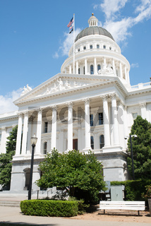 Sacramento State Capitol of California Building