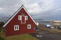 Langabud, Museum, Djúpivogur, Island