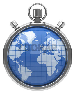 the world stopwatch