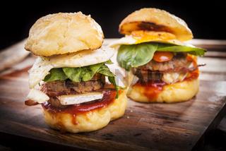 Hamburger Sliders