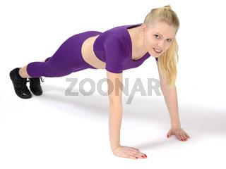 Fitnesstraining / Work out