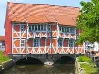 Fachwerkhaus in Wismar
