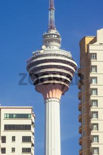 kl tower or Kuala Lumpur Tower