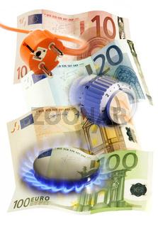 Symbolfoto Energiekosten