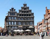 Lüneburg, Giebel  Sande