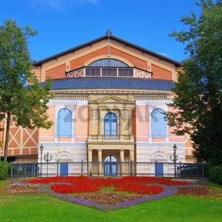 Bayreuth Festspielhaus - Bayreuth Festival Theatre 02