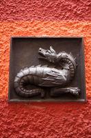 Drachen, Murnau, Wappentier,