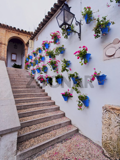 Old Town in Cordoba, Spain
