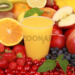 Orangen Smoothie