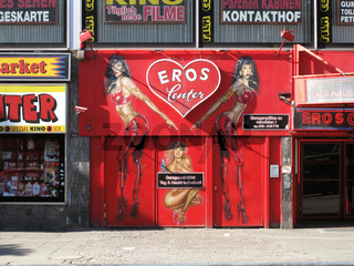 EROS Center Hamburg St.Pauli