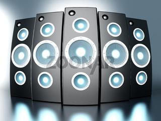 Power Speakers