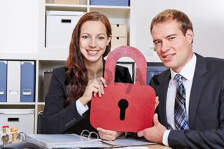 Datenschutz im Büro