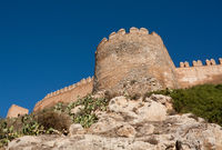 Alcazaba of Almeria, Spain