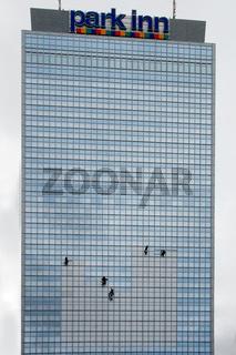 Fasadenkletterer