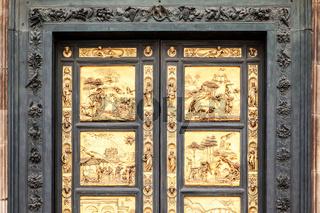 Golden Door in Florence