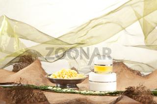 Ätherisches Öl Aromakosmetik Bienenwachs