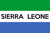 flag of Siera Leone