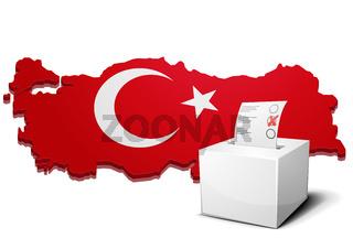 ballot box turkey