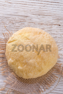 leavened dough