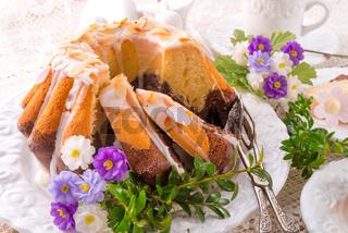 Easter babka