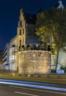 Der Antike Römerturm, Köln