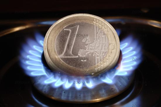 Gas und Heizung kosten Geld