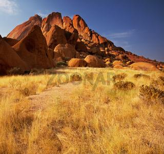 African landscapes
