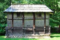 rustic granary