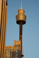 Sydney AMP Tower in the City