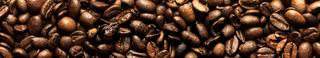 Kaffeebohnenpanorama