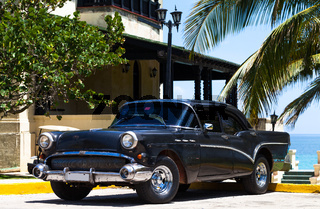 Kuba amerikanischer Oldtimer  3