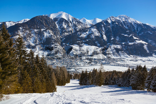 Mountains ski resort Bad Hofgastein - Austria