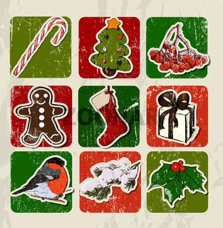 Christmas poster.