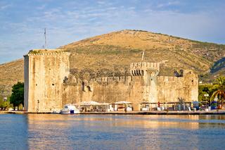UNESCO town of Trogir waterfront