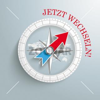Compass Jetzt Wechseln