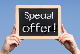 Special offer !