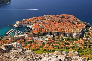 Dubrovnik von oben - Dubrovnik 12