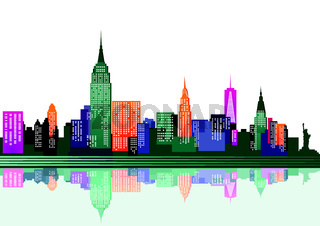farbiges New York.eps