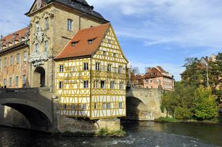 Bamberg Historisches Rathaus
