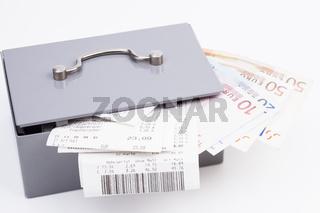 Geldkassette