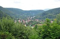 valiug village