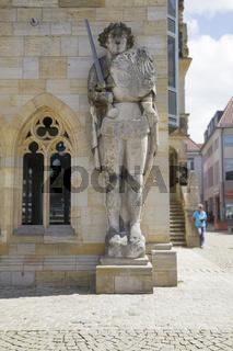 Roland statue, Halberstadt