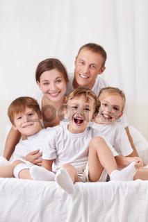 Parents with children