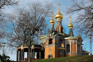 Russische  Kapelle Darmstadt