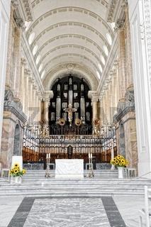 Altarraum Dom St.Blasien Schwarzwald
