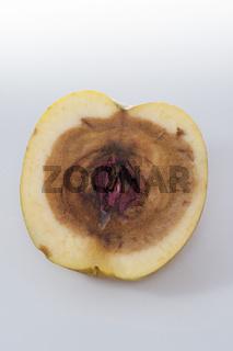 Fauler-Apfel